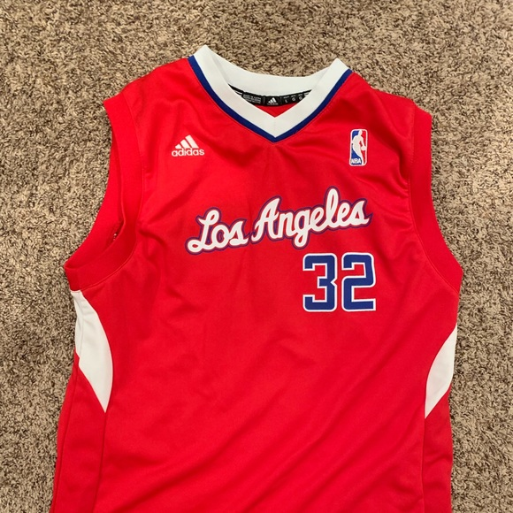 pretty nice c3f9a 29b37 Blake Griffin Clippers Jersey, youth large